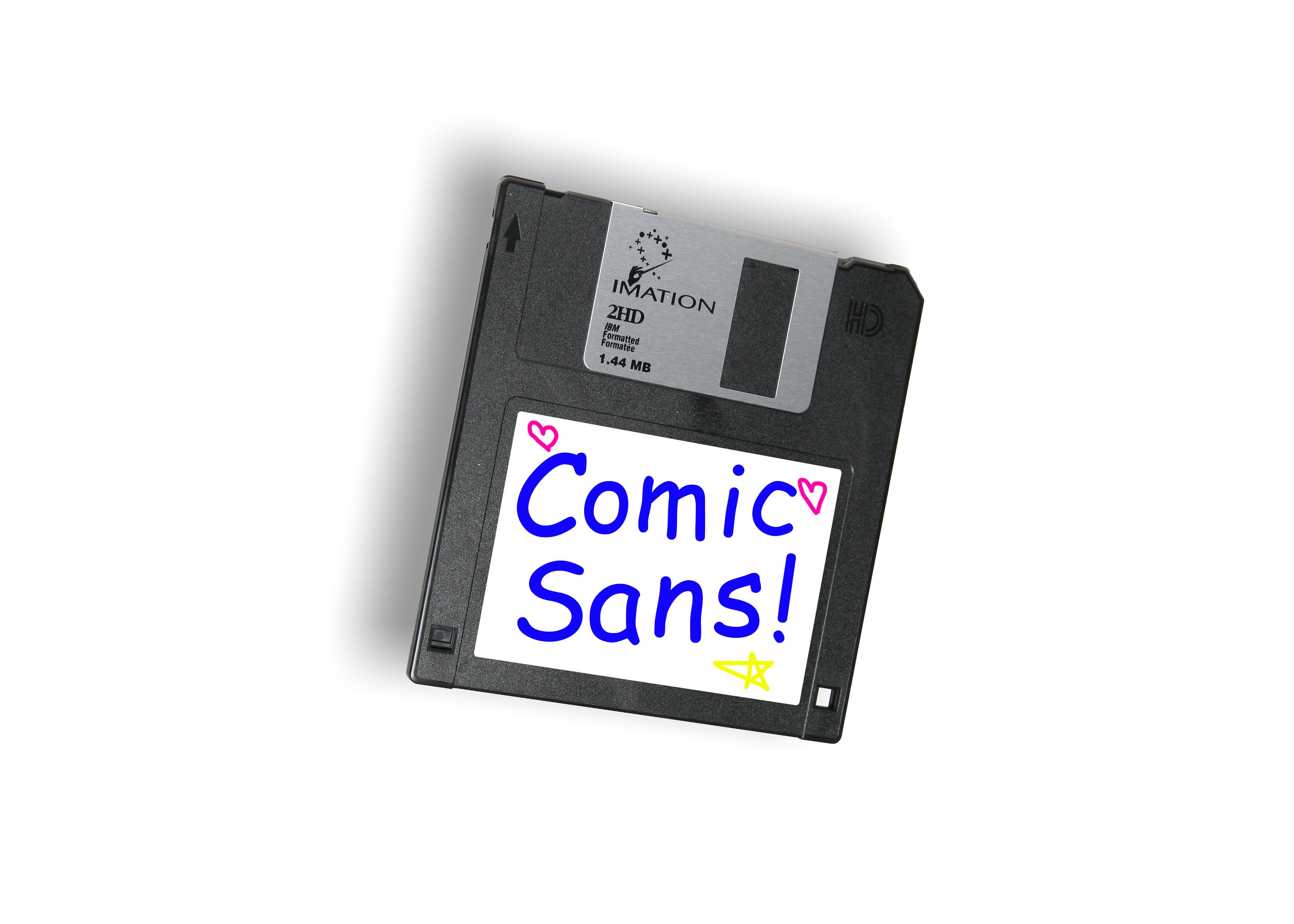 The diskette