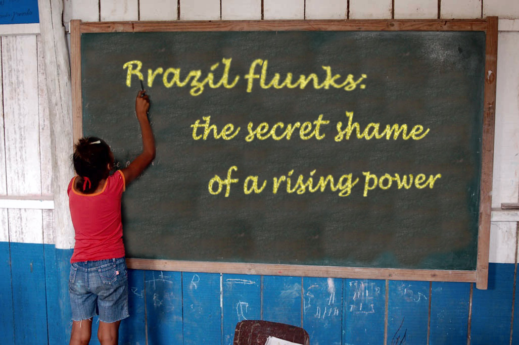 Brazil's unequal education system amounts to big problems