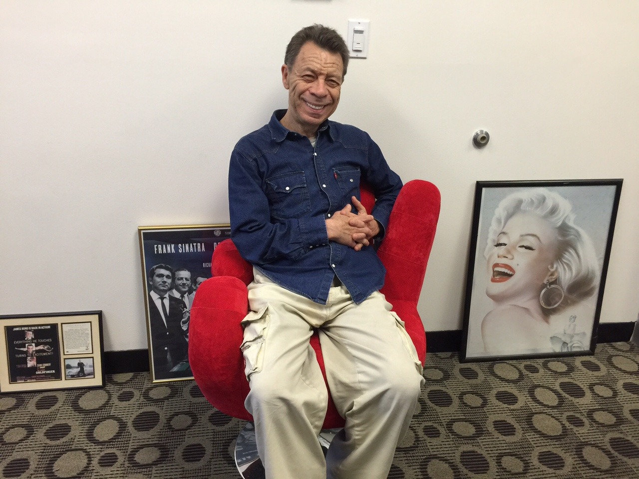 Hollywood agent Victor Kruglov tells his clients if you have a musical ear and work with a voice coach, you can lose your Russian accent. But he never considered doing it.