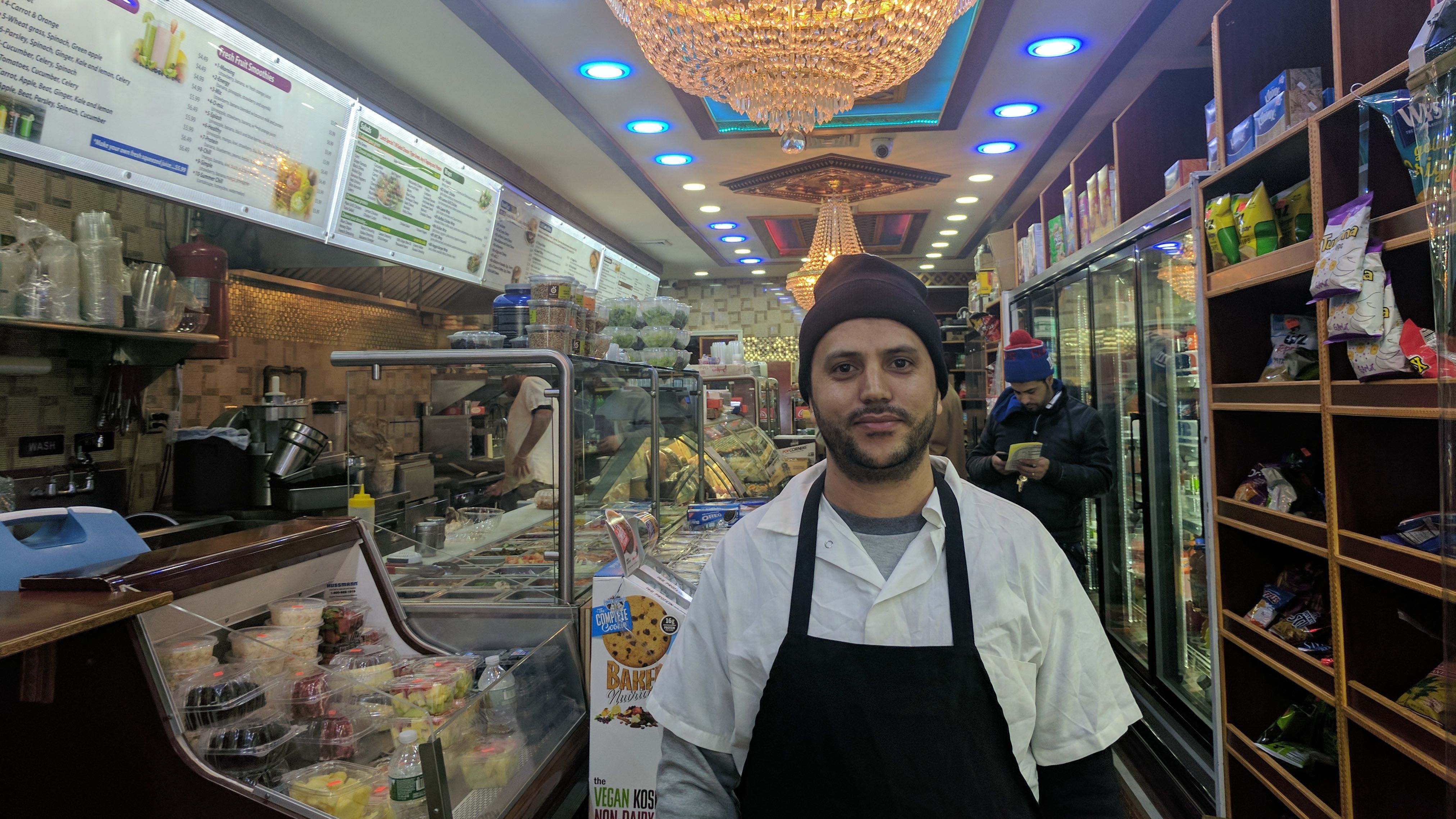 Store owner