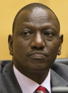 Kenya's Deputy President Ruto sits in courtroom before trial at the International Criminal Court in The Hague. (Photo: REUTERS/Michael Kooren)