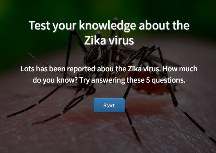 Zika quiz