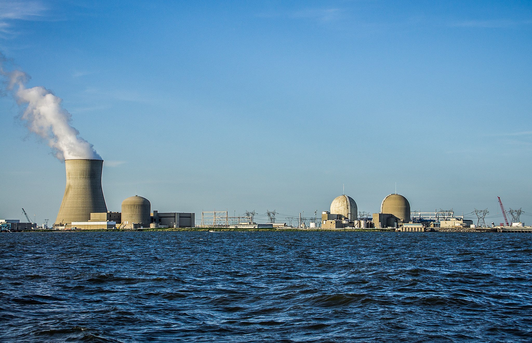 Salem and Hope Creek nuclear plants