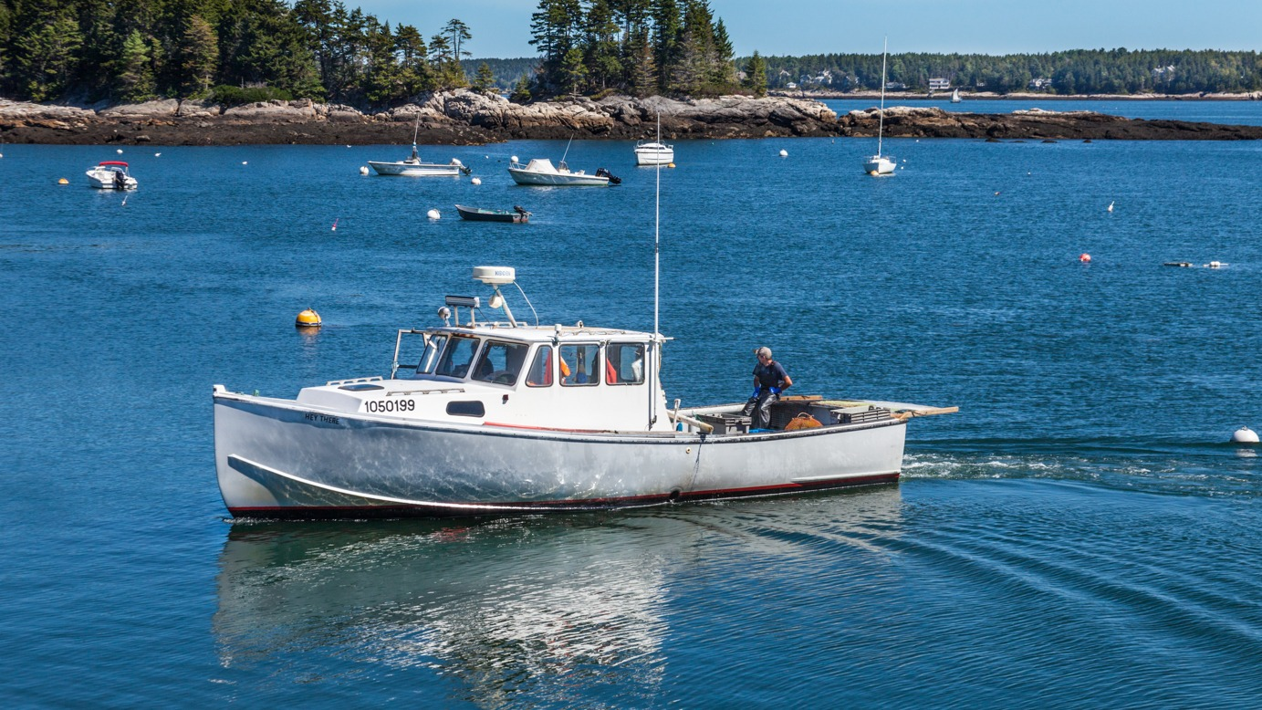 The overall catch from lobstering in Maine was down 16.4 percent in 2017 from the year before. Those who catch lobsters for a living in the state are hoping that downfall does not continue in 2018.