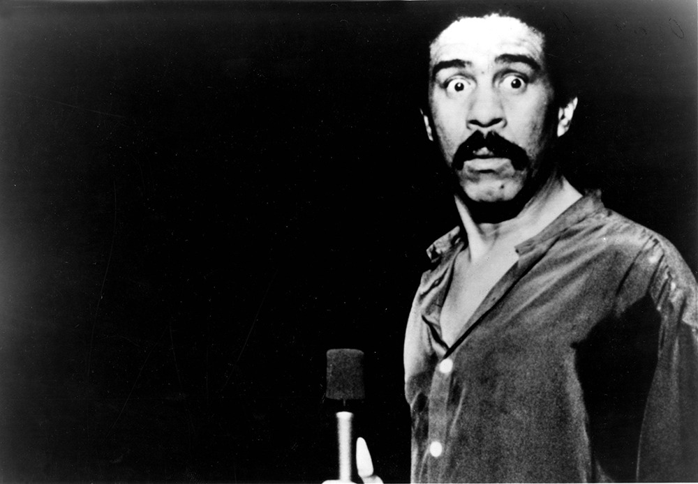Richard Pryor performs in 1979.