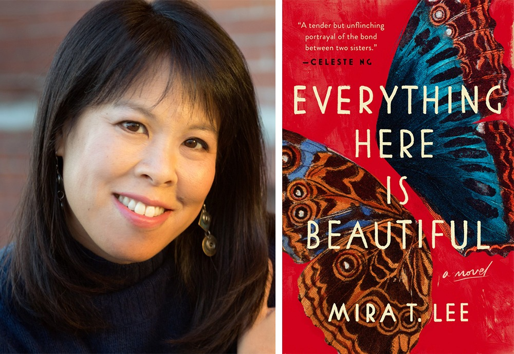 """Mira T. Lee, author of """"Everything Here is Beautiful."""""""