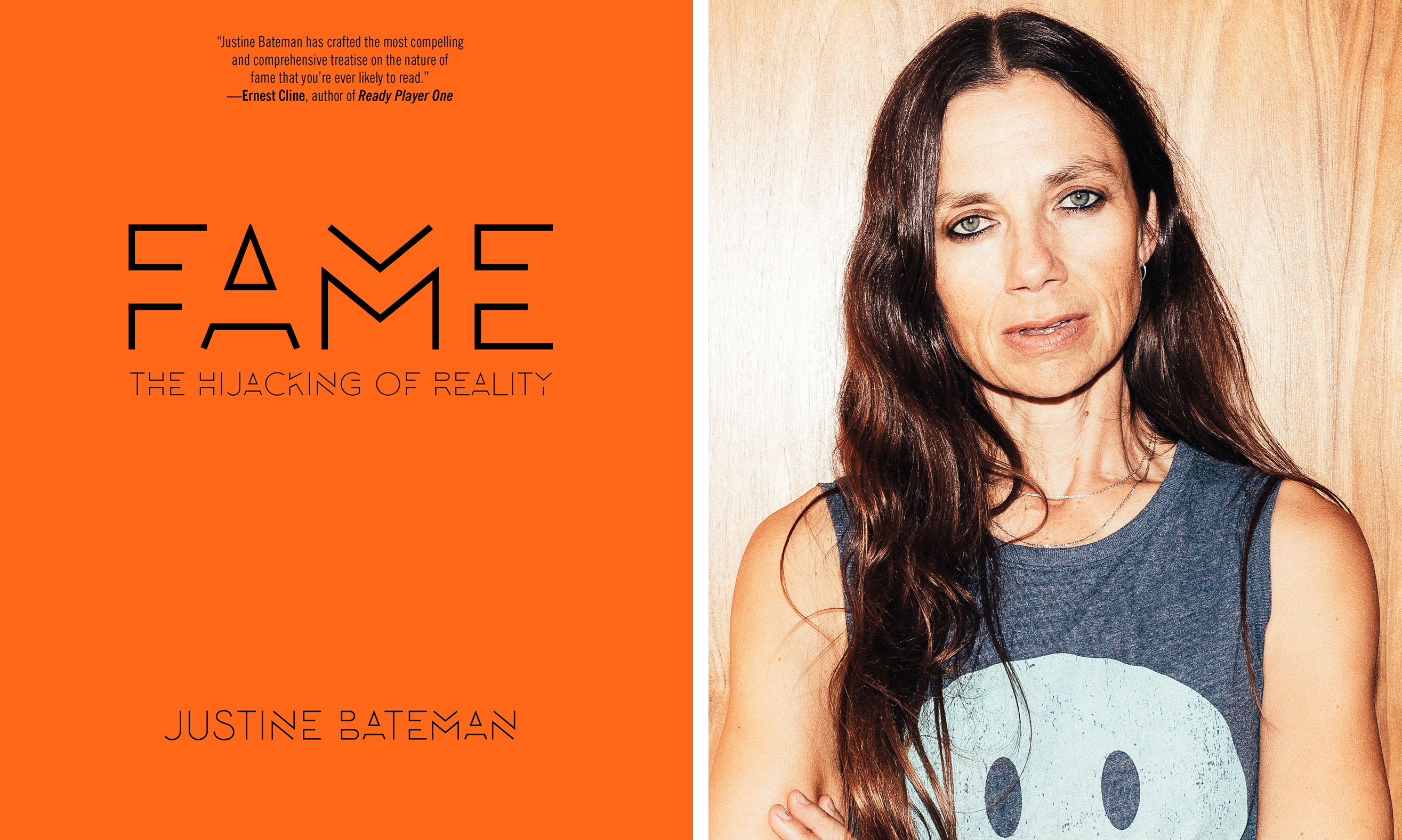 Justine Bateman is so happy to not be famous