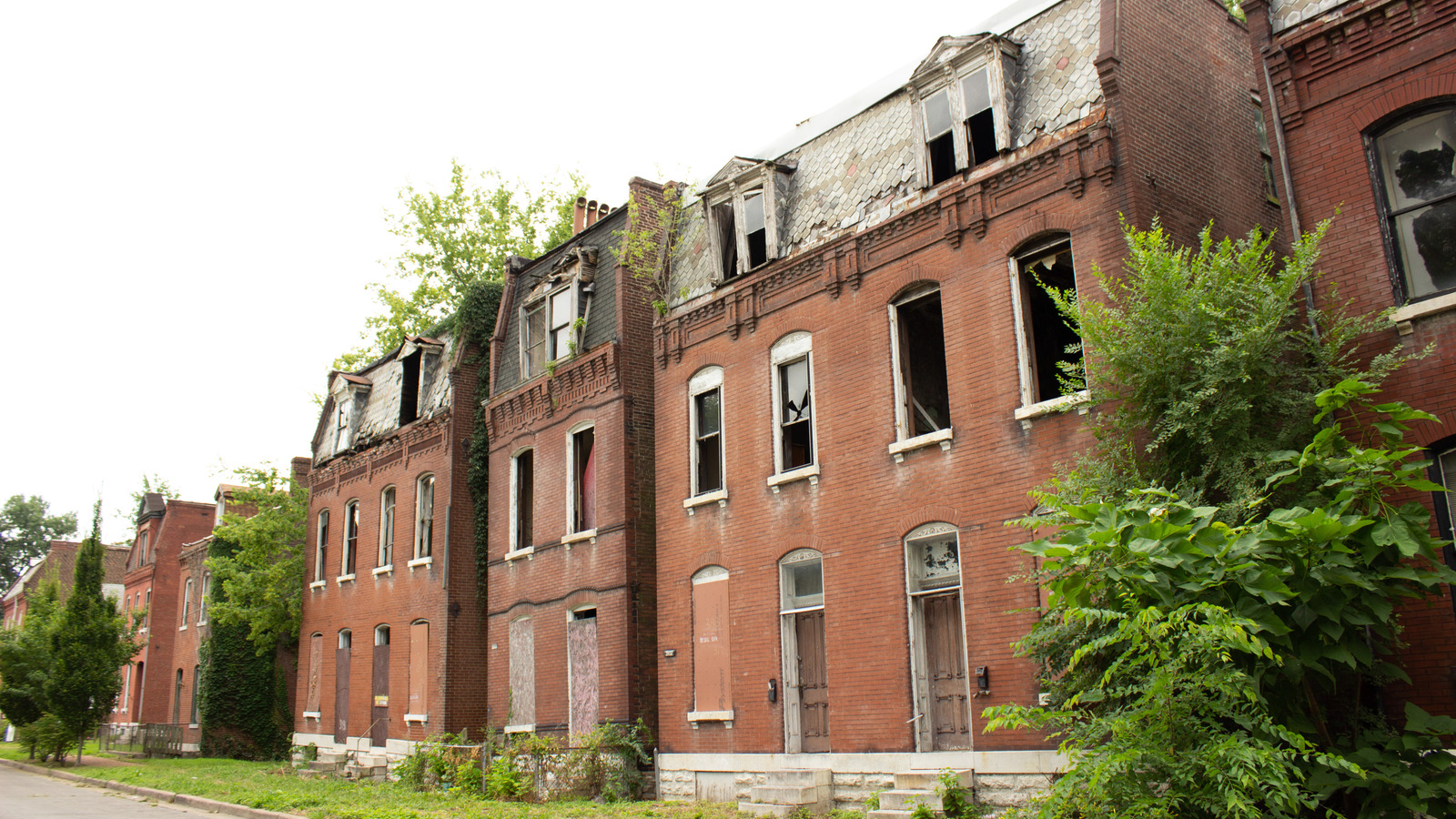 St Louis Poor Residents Ask Why Can