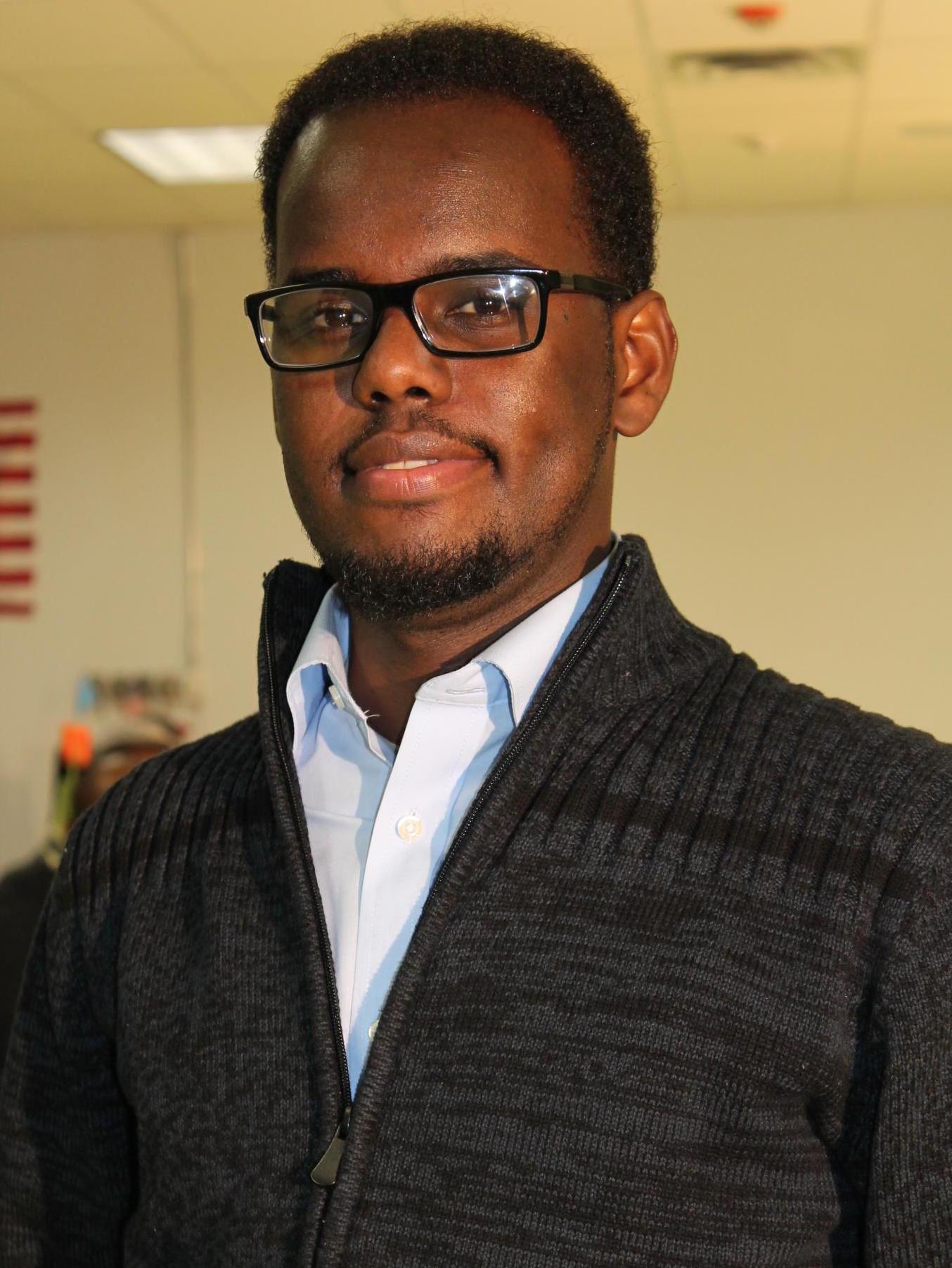Ibrahim Hirsi