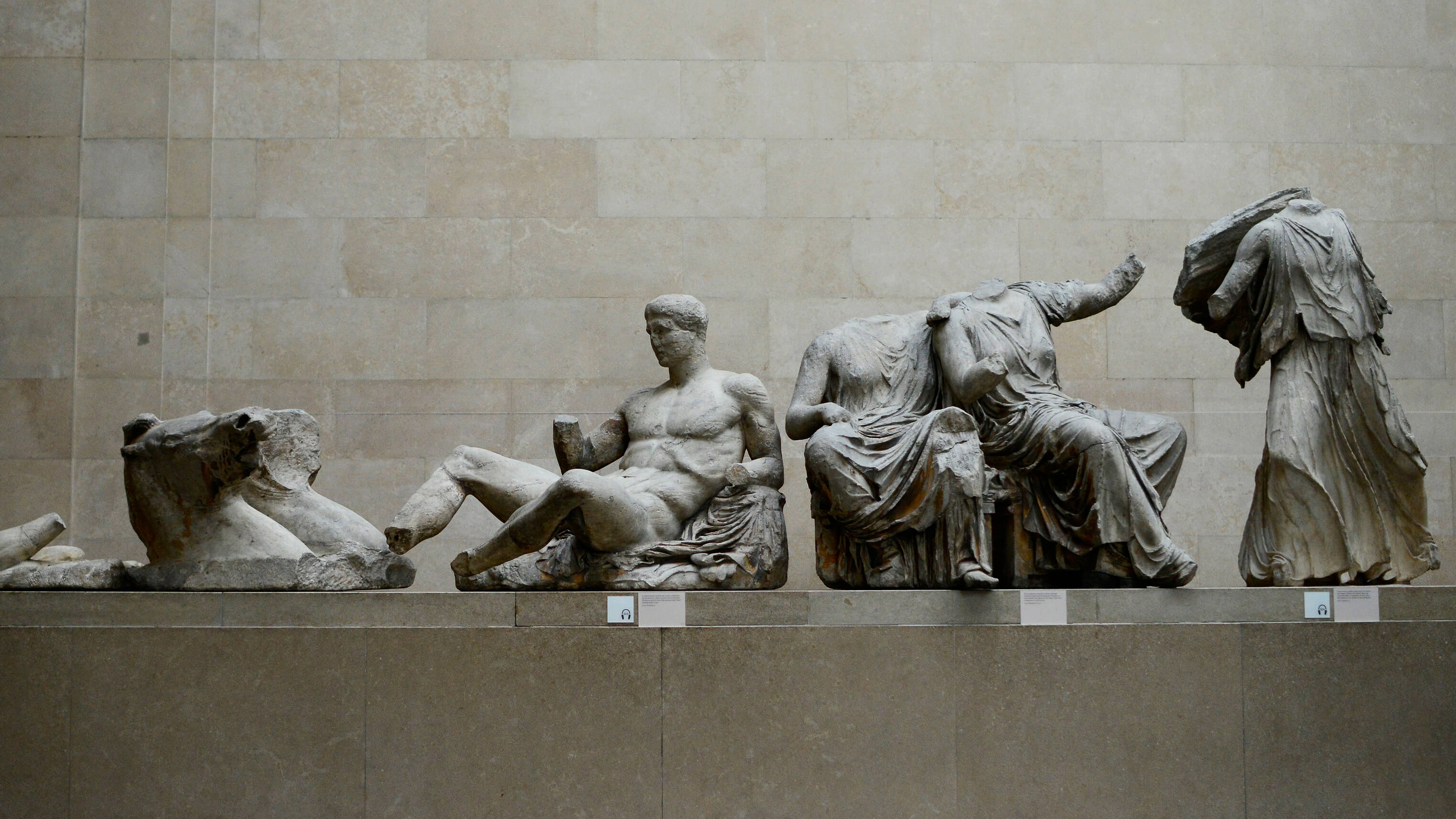 Greece hopes Brexit will stir a renewed debate over Parthenon Marbles