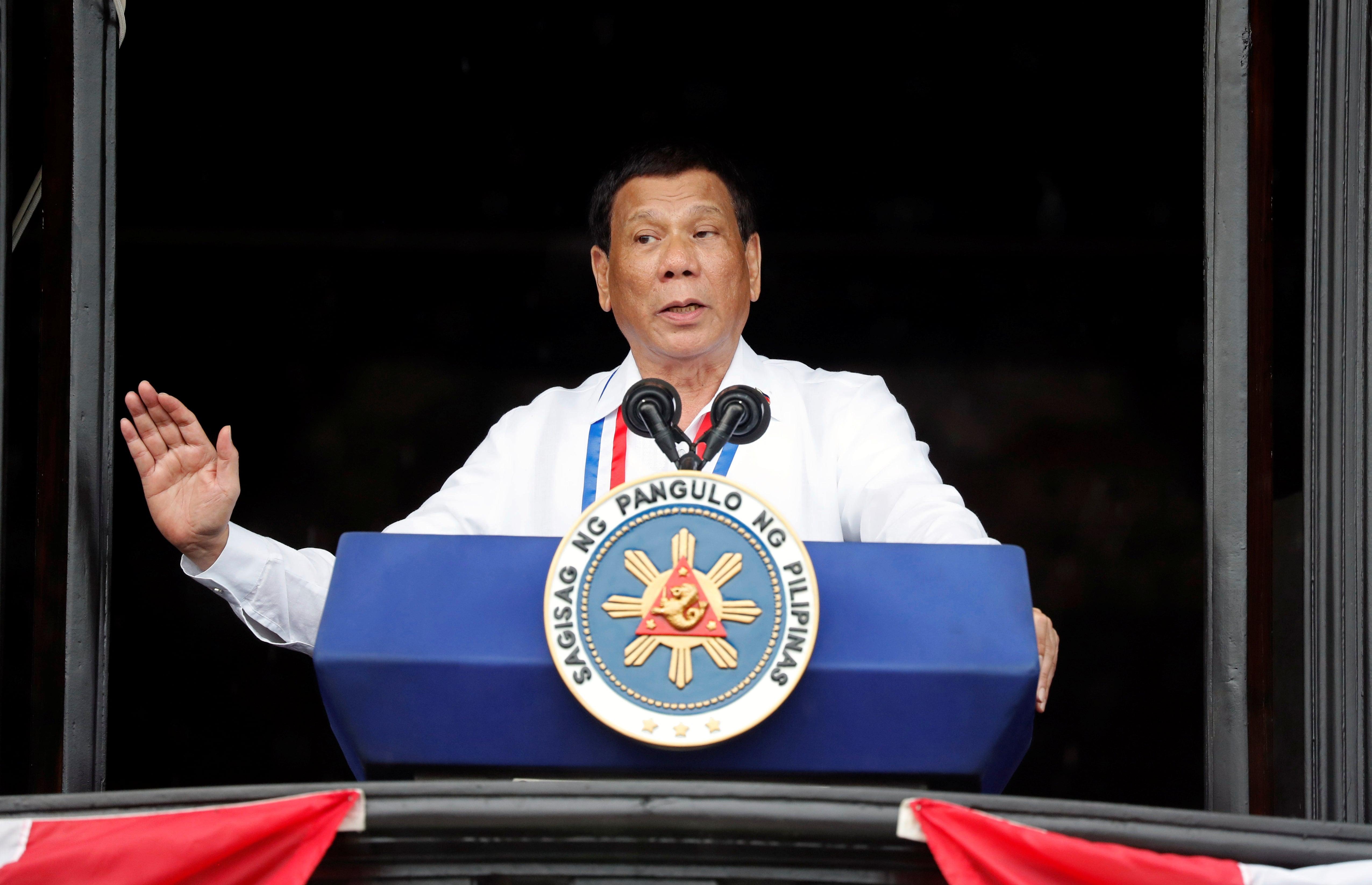 Does Duterte's wrath against the Catholic Church have no limit?