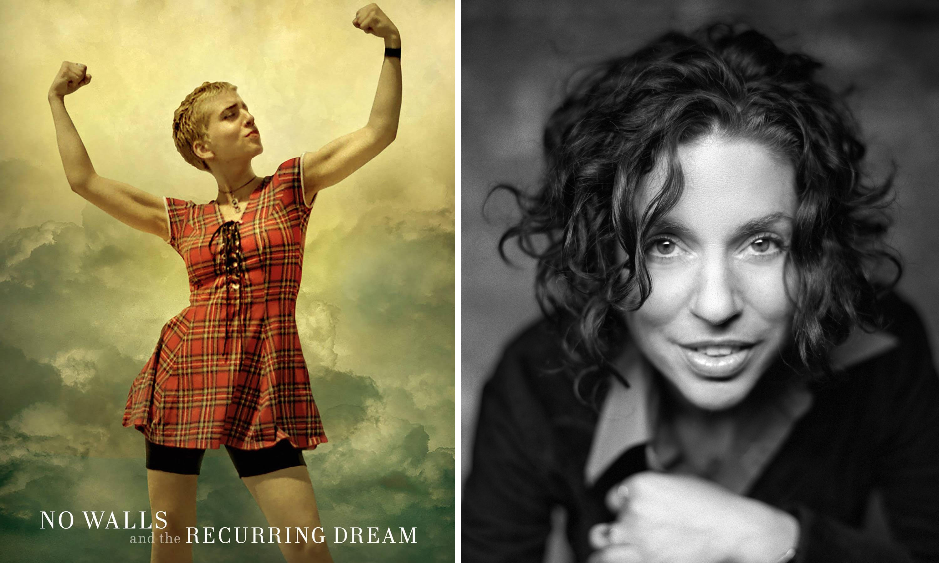 """""""No Walls and the Recurring Dream,"""" a new memoir by Ani DiFranco."""