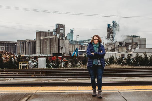 Washington activist wins a Goldman Environmental Prize for defeating a dangerous oil-by-rail project