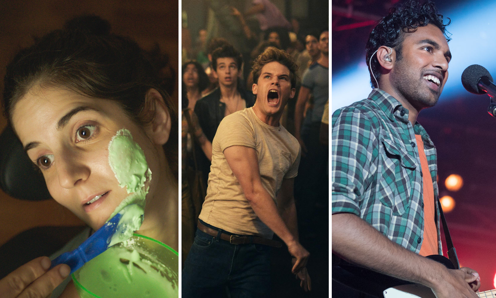"""Ana Fabrega in HBO's """"Los Espookys,"""" the 2015 movie """"Stonewall"""" and the new movie """"Yesterday."""""""