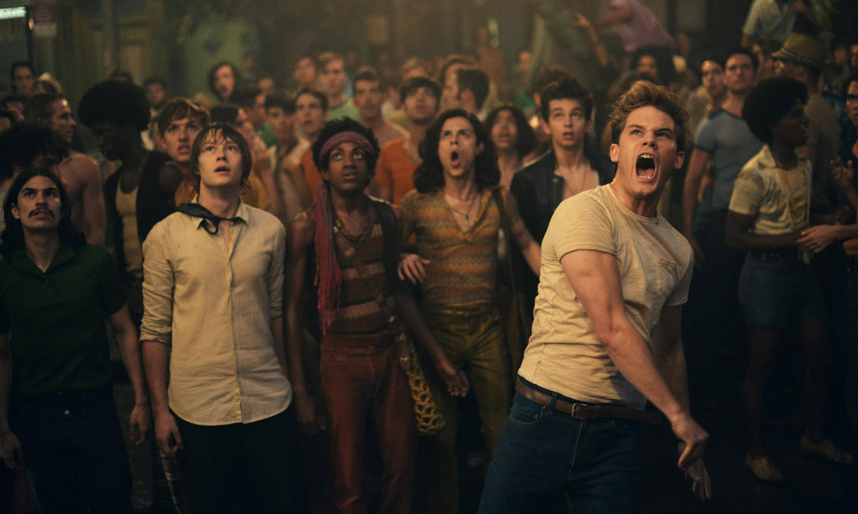 """The 2015 movie """"Stonewall,"""" directed by Roland Emmerich."""