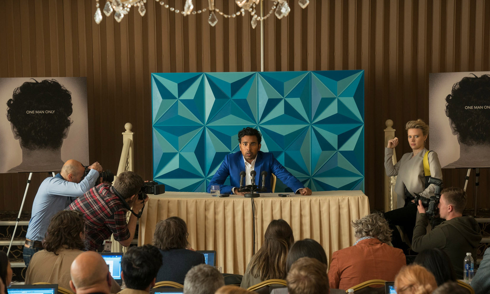 """Himesh Patel in the new movie """"Yesterday"""""""
