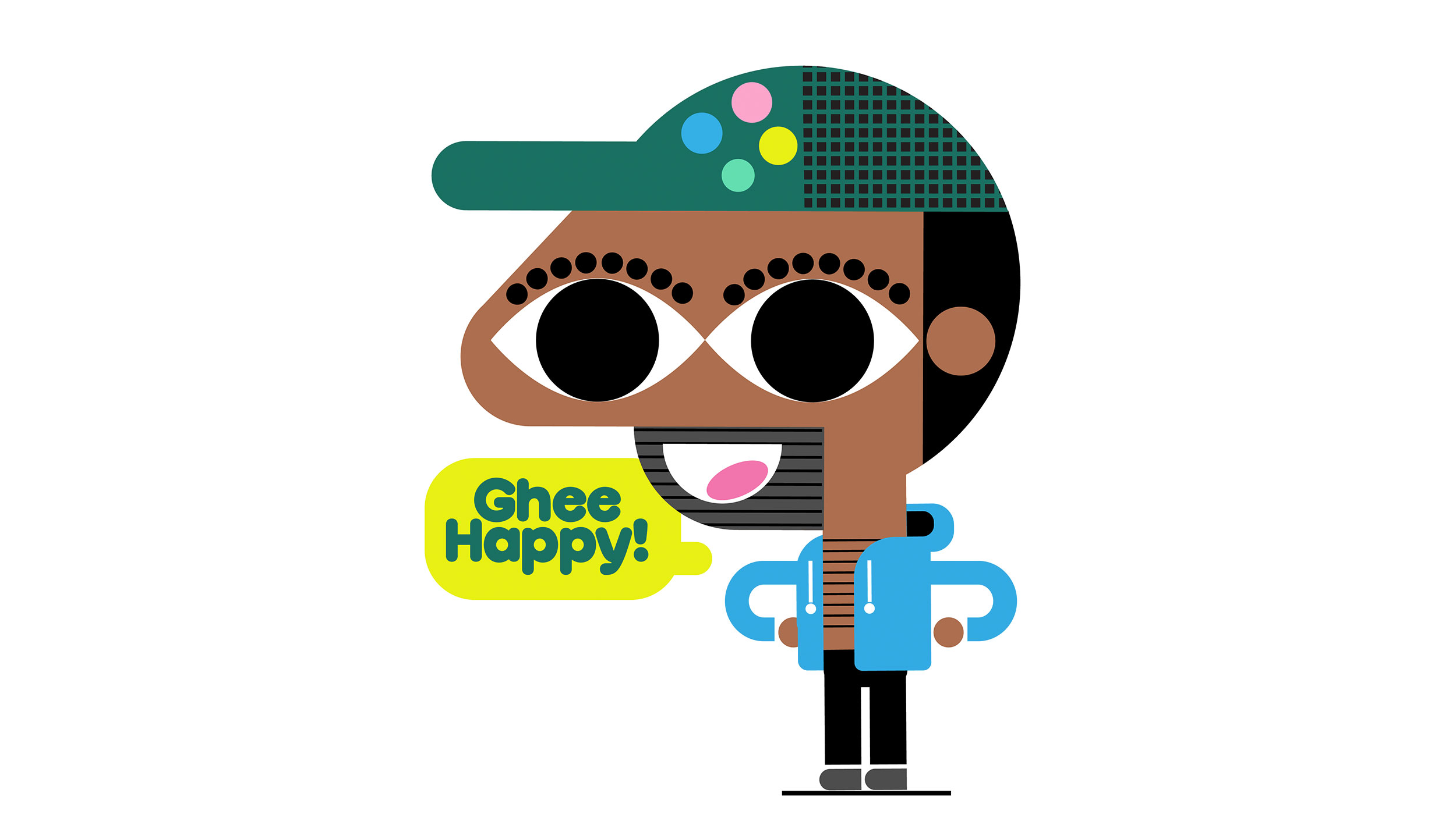 """Ghee Happy"" creator"