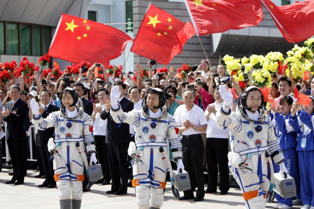 Image result for chinese space program