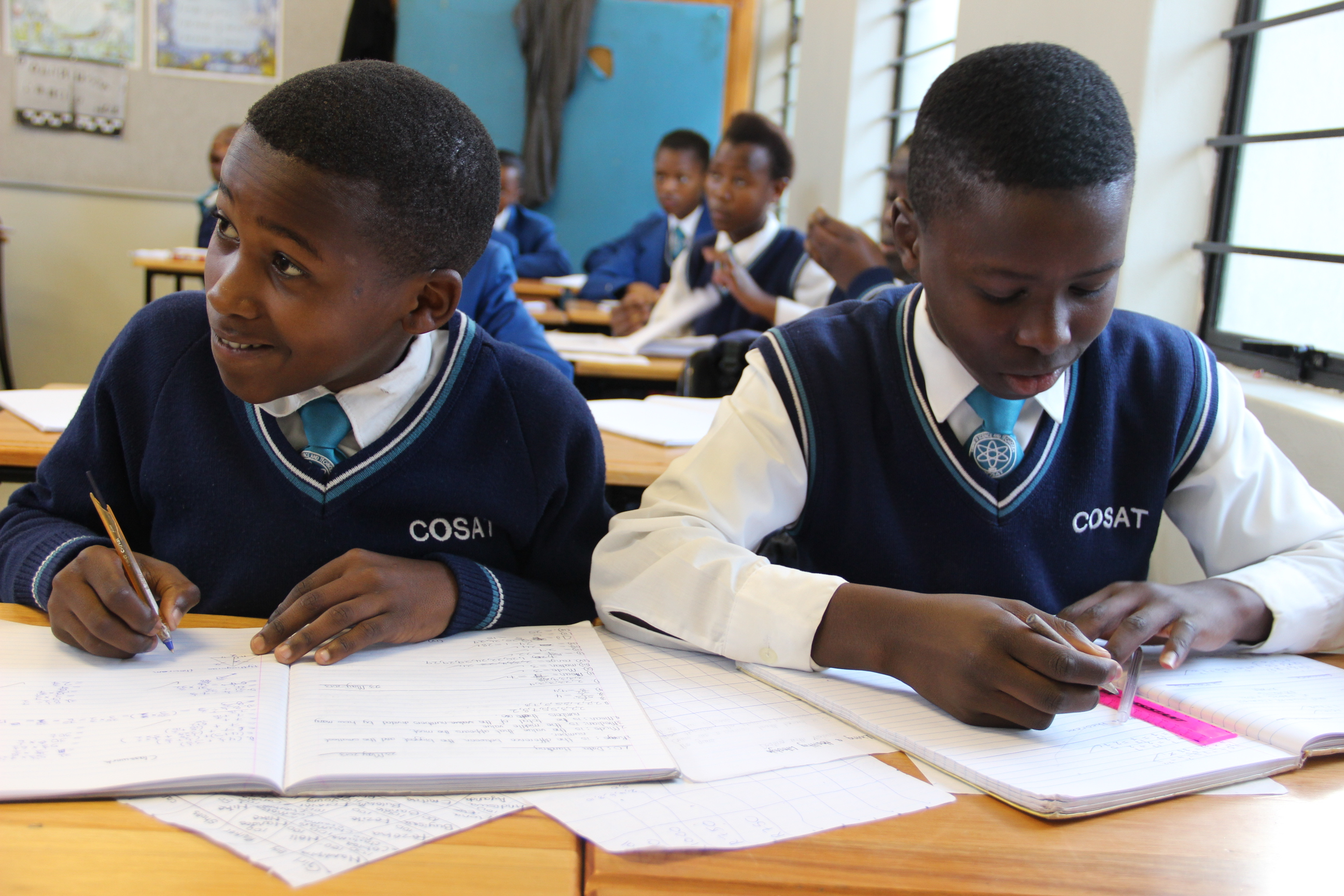 School Year Blog Are South African Schools Just Pushing