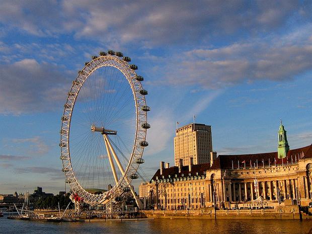 britain tourism