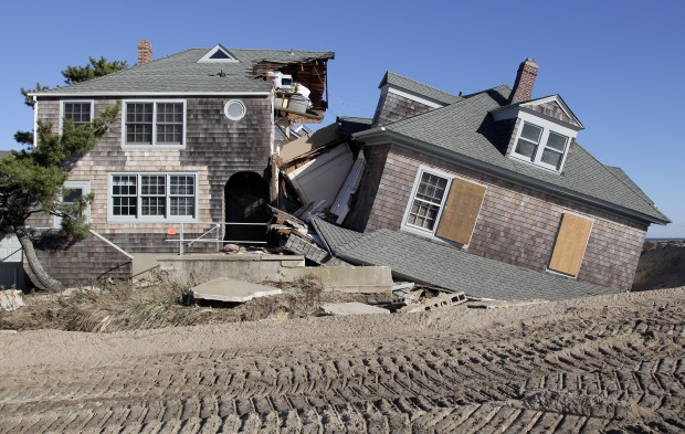 Immigrants Expected To Do The Heavy Lifting In Post Sandy