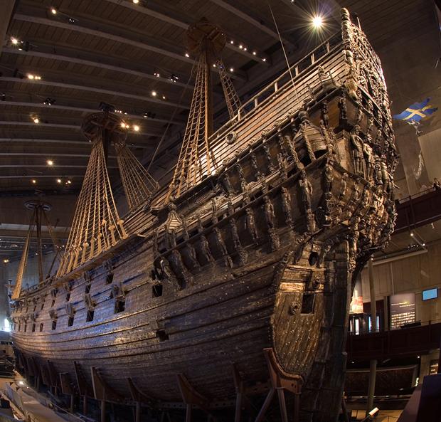 New Clues Emerge in Centuries-Old Swedish Shipwreck | Public Radio International