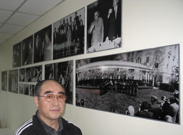 Zhuang Zedong Net Worth