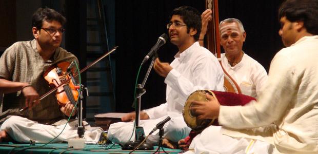 Video: The Season of Carnatic Music in Chennai, India   Public ...