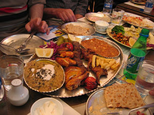 Image gallery tehran restaurant for Divan persian cuisine