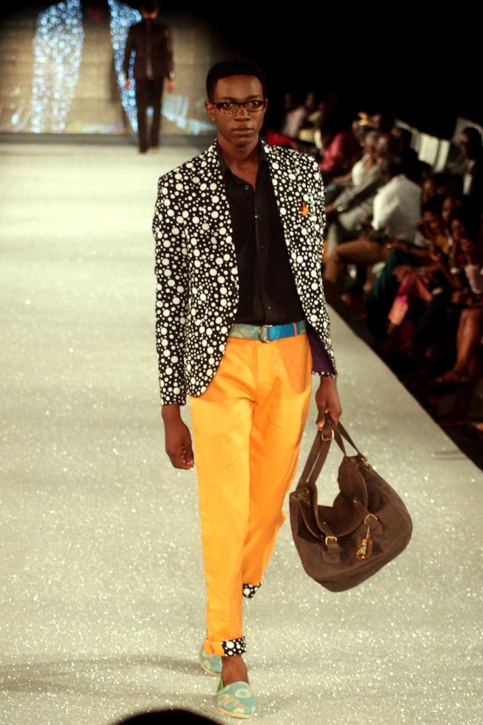 Nigeria Annual Fashion Week Closes In Lagos Public