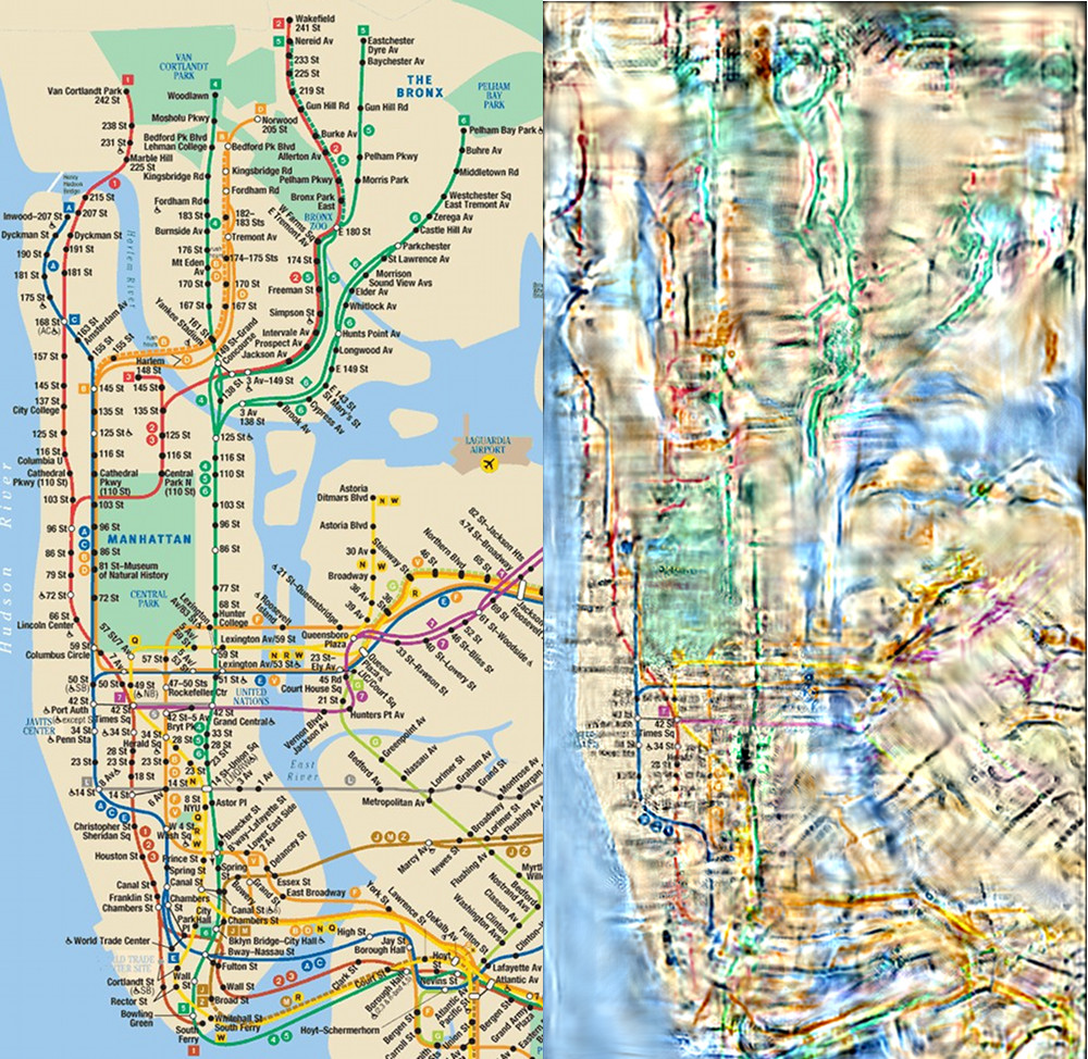 Nycmap Jpg The New York City Subway Map