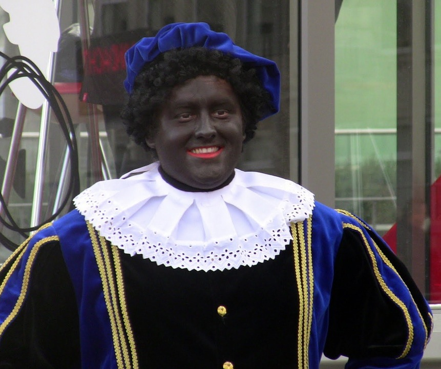 Black Peter performer