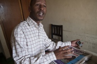 Rwandan editor Dida Gasana