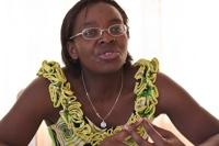 Rwandan opposition politicians Victoire Ingabire