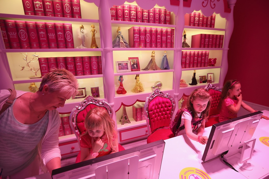 Barbie Dreamhouse6