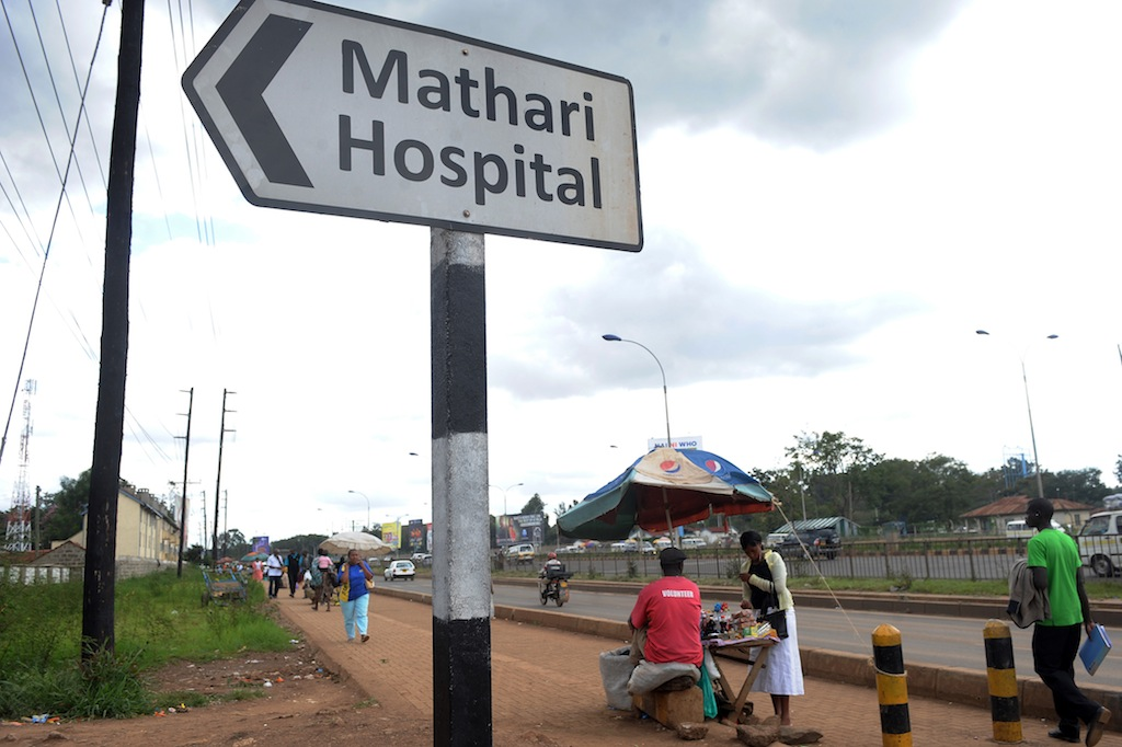 Image result for mathari mental hospital nairobi