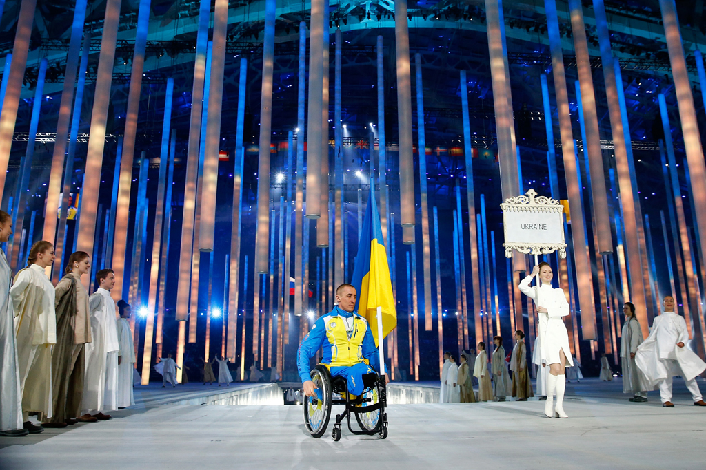 paralympics 2014 opening ceremony