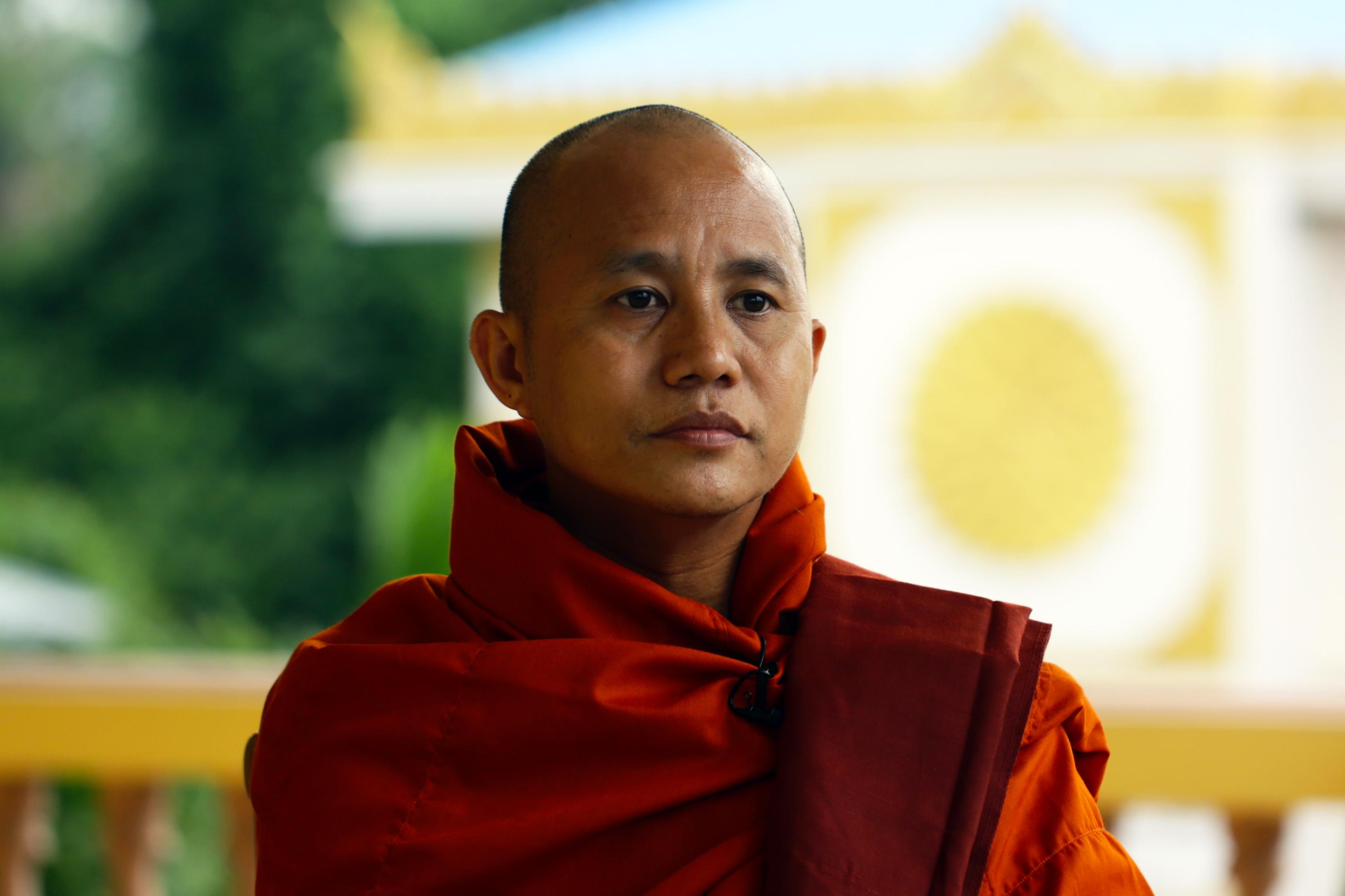 Katil Budist Tugayın Lideri Katliam Çağrılarına Devam Ediyor