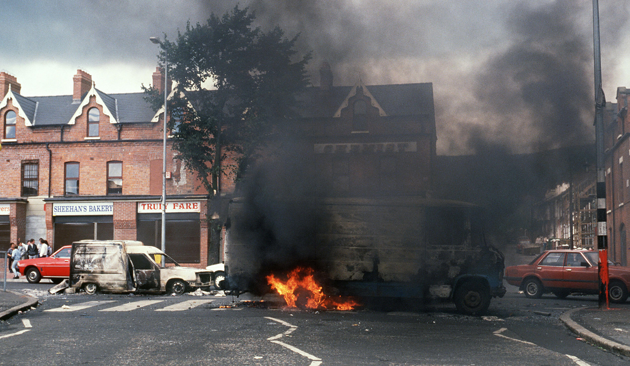 What Northern Ireland Teaches Us About Today S War On