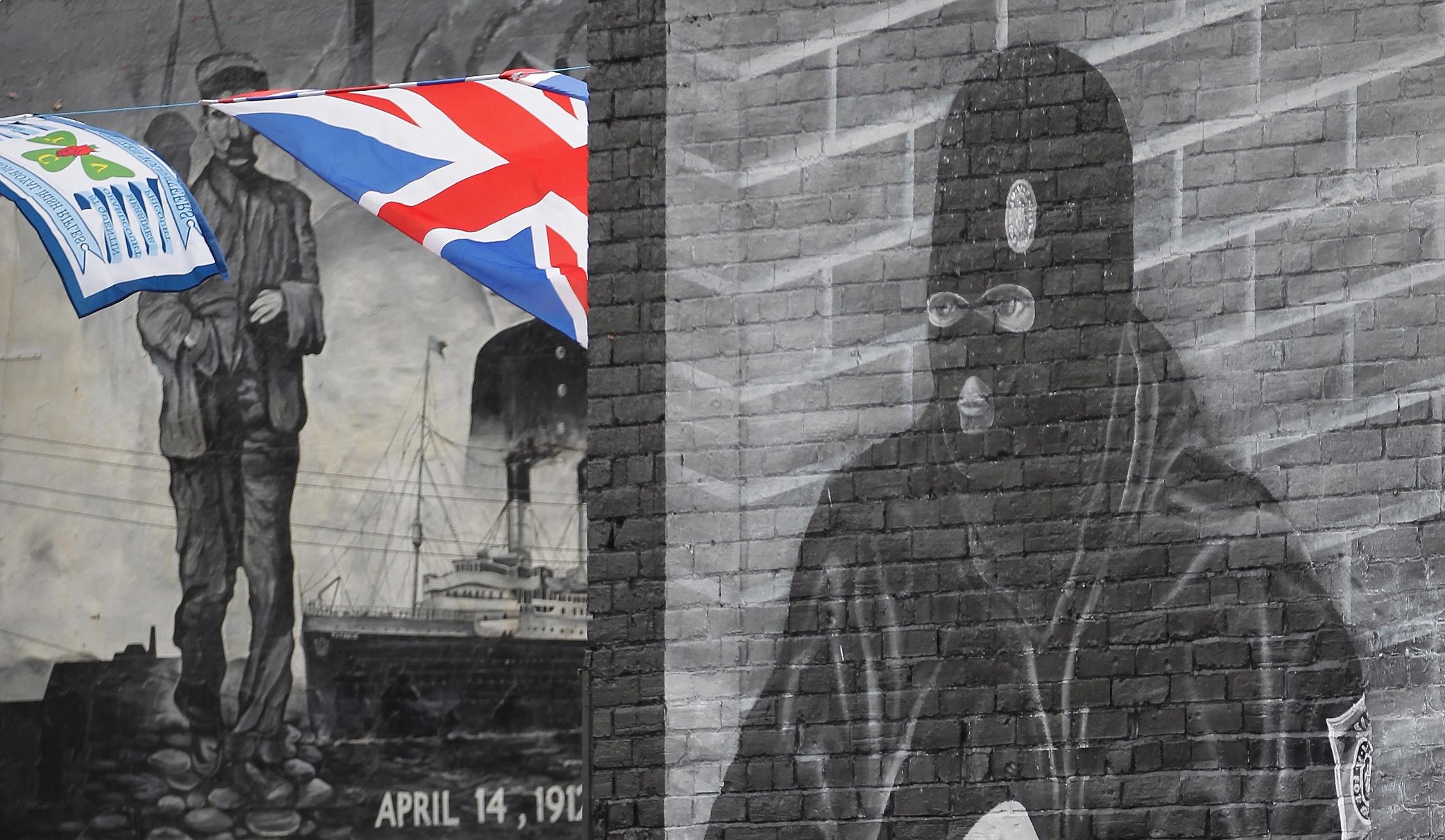 How Irish anger turned into decades of revolt   Public Radio     Public Radio International