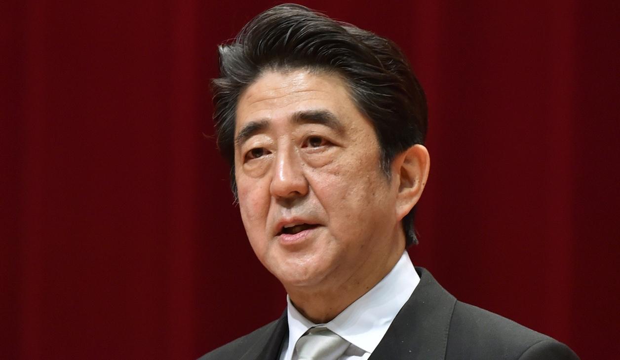 Премьер Японии подтвердил курс на мирный договор с Россией