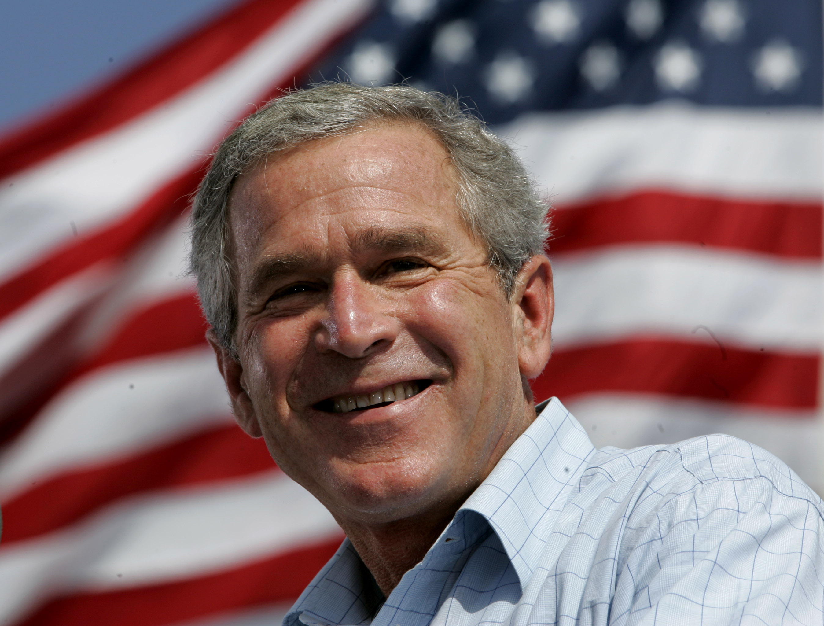 Wikipedia announces its most edited page of all time: 'George W. Bush' | Public Radio International