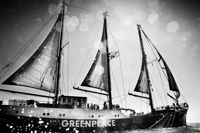 Greeanpeace, Rainbow Warrior