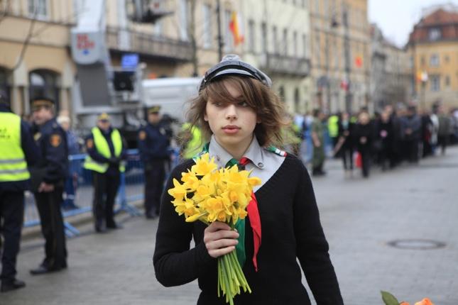 Polish president, mourning