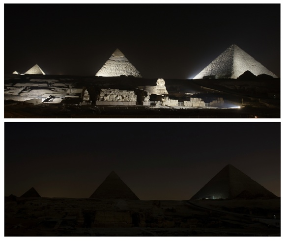 Earth Hour, Cairo