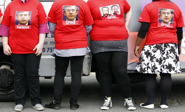 UK elections photos