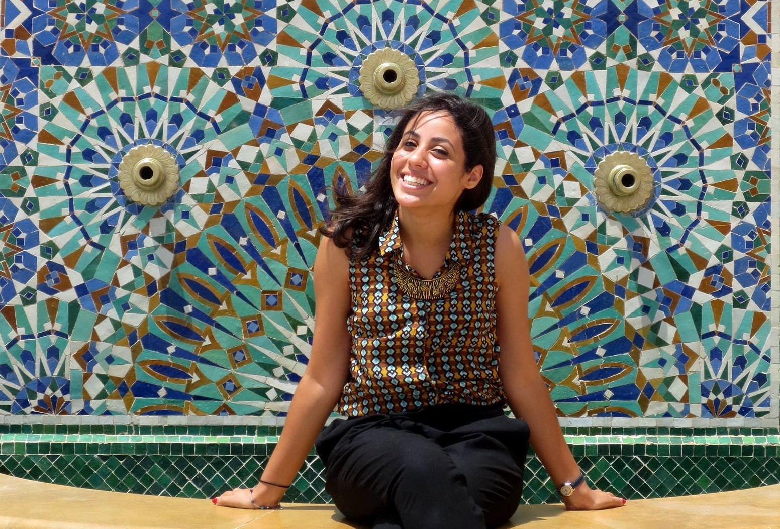 Sarah Zouak is one of the co-founders of Lallab, a new webzine featuring the voices of Muslim women in France.