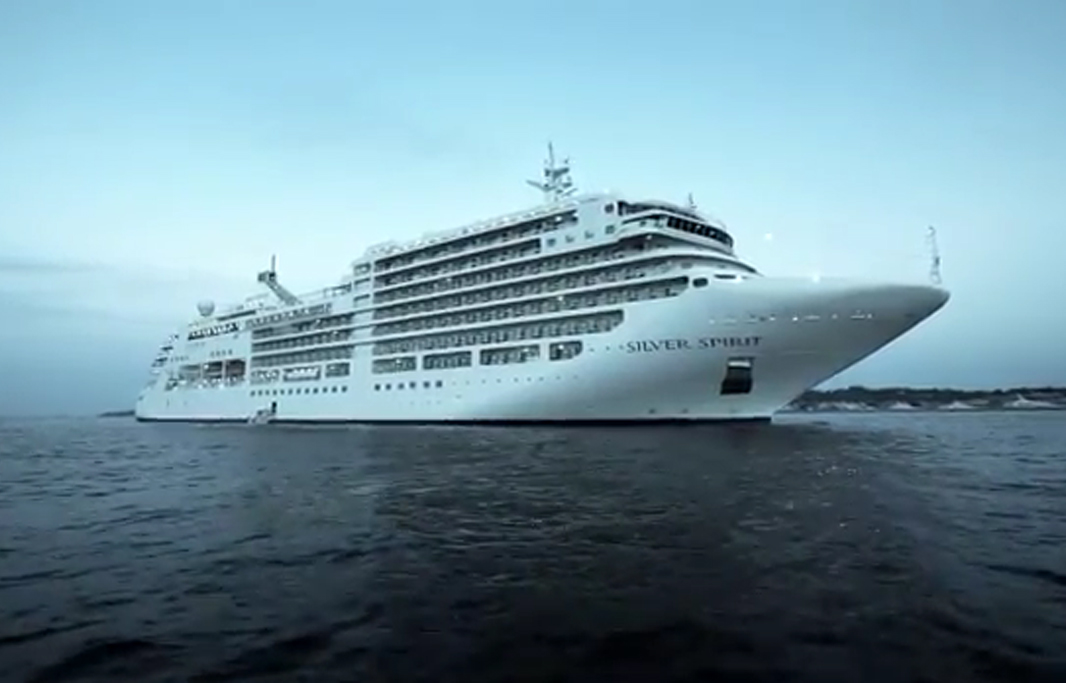 Silversea Cruises Cruise Liner Collides In Vietnam With Cargo - Cargo cruise ship