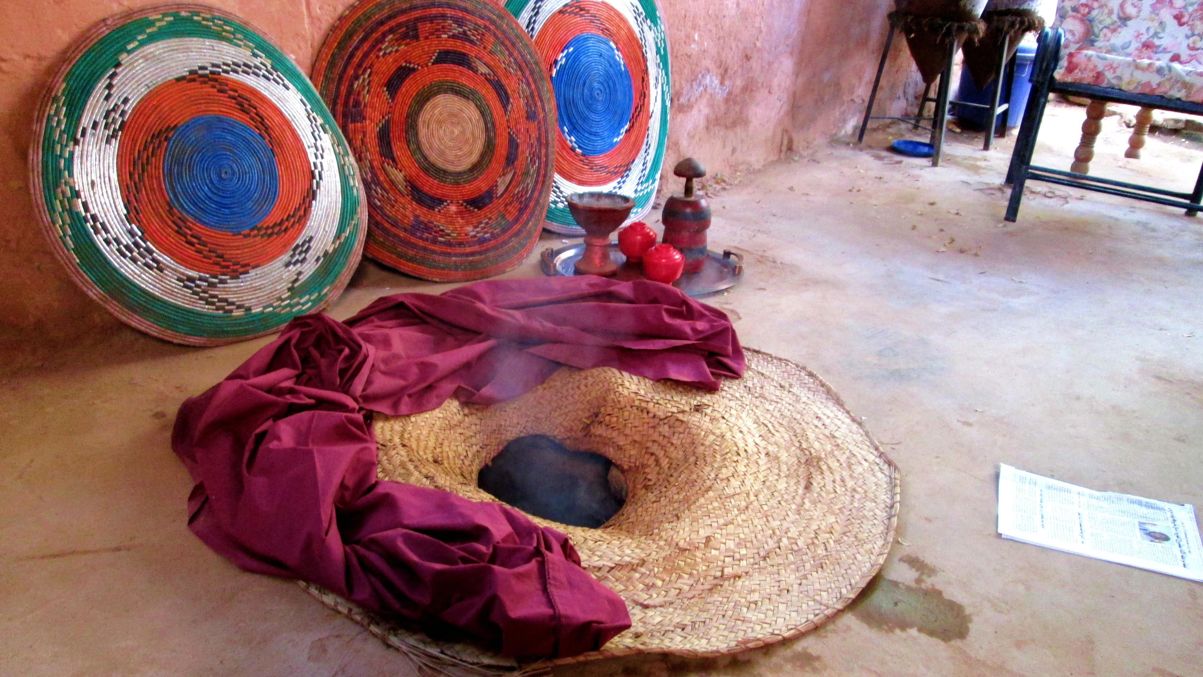 Sudanese wedding rituals and traditions - Dukhaninsudan2 Jpg A Traditional Dukhan In Sudan