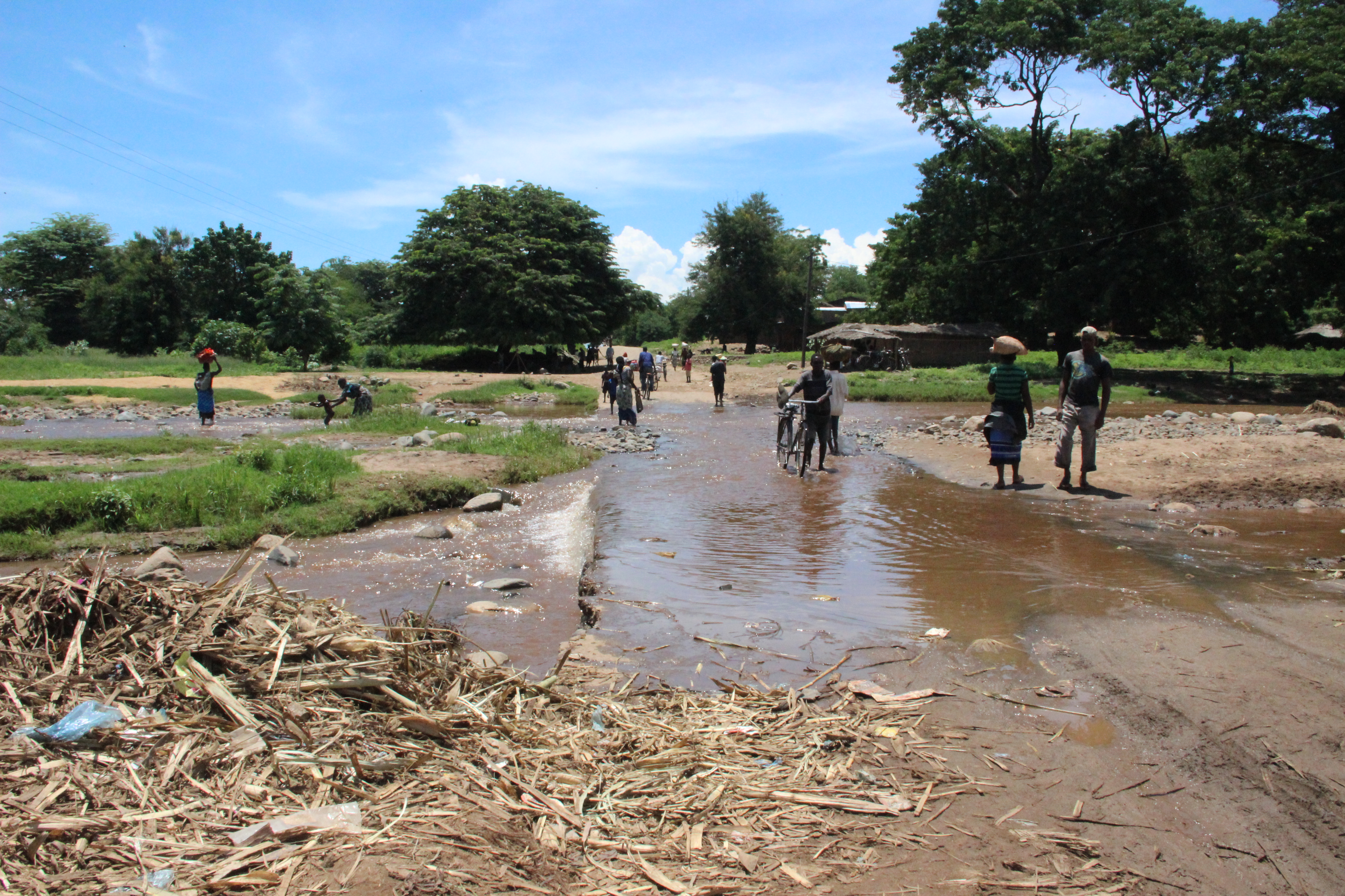 Bad Roads in Africa Africa Where Poor Roads